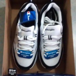 New with box champion sneakers